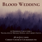 Blood Wedding- Federico Garcia Lorca