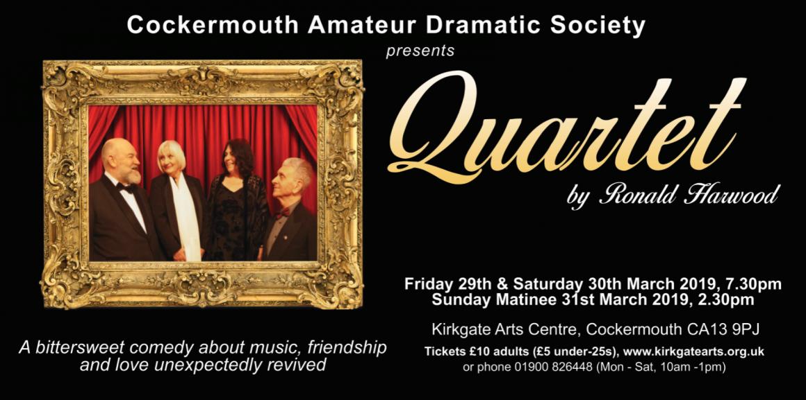Quartet- Ronald Harwood